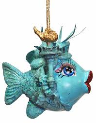 miss liberty fish ornament katherine s collection