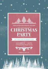 christmas posters merry christmas party poster template template fotojet