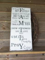 home decor family signs family signs primitive rustic signs primitive rustic home