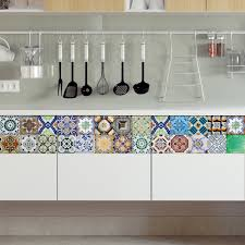 portuguese tiles stickers aljustrel pack of 36 tiles tile