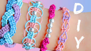 thread bracelet diy images Amazing easy friendship bracelet picture of popular and jpg