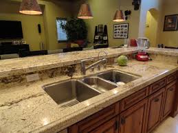 Kitchen  Family Room  S Equestrian Ct - Triple sink kitchen
