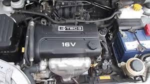wrecking 2008 holden barina engine 1 6 manual c15240 youtube