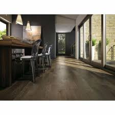 brushed oak 12 7 cm 5 in engineered wood flooring with