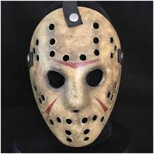 halloween 1 remake friday 13th part ix jason goes to hell replica jason hockey mask
