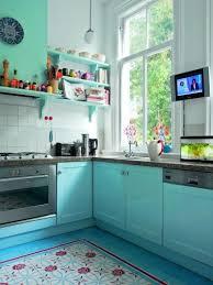 cuisine turquoise la déco en bleu turquoise floriane lemarié