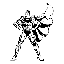coloring coloring pages superman