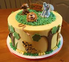 jungle cake decorating ideas u2013 decoration image idea