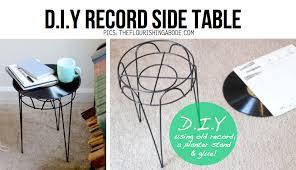 Diy Side Table 10 Stylish Diy Side Table Ideas Tutorials