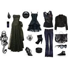 Bellatrix Halloween Costume Bellatrix Lestrange Created Blair Granger Polyvore