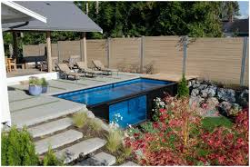 backyards terrific small backyard pools more 107 pool designs