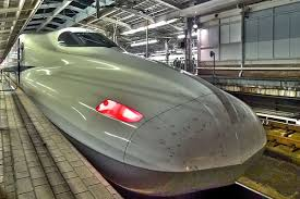 how fast does a bullet travel images Shinkansen riding the bullet train in japan japan travel mate jpg
