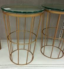 side table target target gold wire side table target threshold