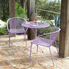 Woodard Patio Furniture - 3 piece bistro patio set u2013 smashingplates us