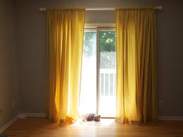 Draperies For Patio Doors by Sliding Glass Door Curtains Sears Decorate The House With