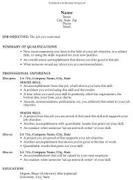 Resume Templates Builder Resume College Resume Templates College Resume Templates Free
