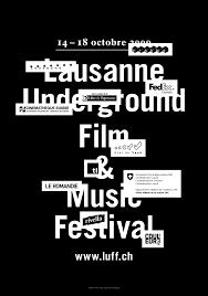 bureau de placement lausanne poster from notter vigne for the luff lausanne