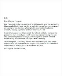 5 goodbye emails to coworkers examples u0026 samples
