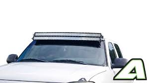Truck Bed Light Bar 99 06 Chevy Silverado Apoc Double Stack Roof Mount For 52