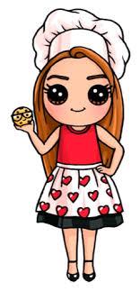 imagenes de monitas kawaii rosanna pansino monitas kawaii pinterest dibujos kawaii