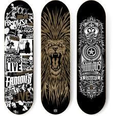 skateboard designen 100 skateboard designs abduzeedo design inspiration