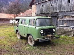 jeep forward control van jeep forward control zapomniana ciężarówka jeepa smartage pl