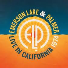 california photo album emerson lake palmer live in california 1974 reviews