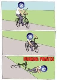 Bike Crash Meme - baton roue know your meme
