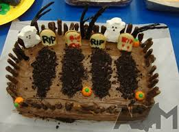 halloween cake ideas from scary cake bake contest