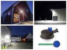 best led dusk to dawn security light bobcat 80w led area light dusk to dawn photocell included 5000k