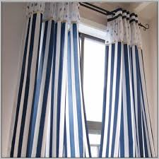 Blue And Red Striped Curtains Red Blue And White Striped Curtains Curtains Home Design Ideas