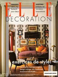 decoration industrielle vintage elle decoration france u2013 caumont interiors