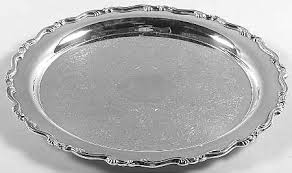 metal platters your favorite brands serving trays platters at replacements