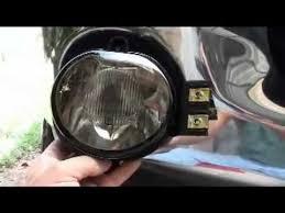 dodge dakota fog light install dodge 4x4 or 2wd foglight removal and installation on my 2007 3500