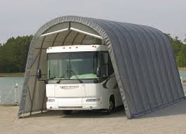 motorhome garages 4 reasons why you need rv storage and rv protection