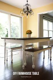 kitchen marvelous building a farm table farmhouse style dining