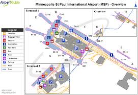 Chicago O Hare Gate Map by Msp Terminal Map My Blog