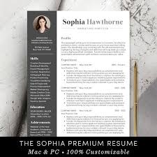 free resume templates for word 2016 productkey professional resume template with photo modern cv word