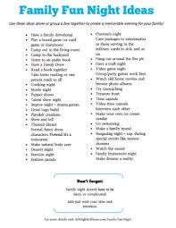 12 family ideas a delightful home