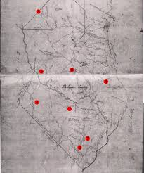 Unc Map Migrations 18th Century Lumbee History