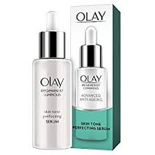 Serum Ql olay regenerist luminous anti ageing skin tone perfecting serum 40