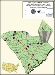 Lexington Sc Map North Eastern Strategic Alliance