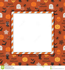 Halloween Frame Stock Vector Image 45078314