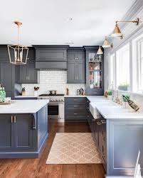 white kitchen cabinets with blue tiles 25 inviting blue kitchen cabinets to