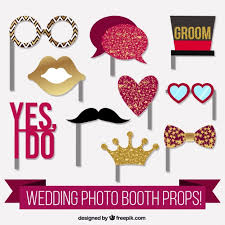 Wedding Photo Props Photo Props Vectors Photos And Psd Files Free Download