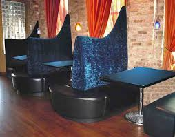 Cityliving Banquette U0026 Booth Manufacturer Restaurant Booth 1 Curved Ugly But Like The Wrapped Seat 2900 M