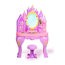 Disney Princess Vanity And Stool Rapunzel Vanity All About Kids Snacks Crafts Toys Games And