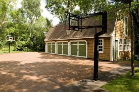 Backyard Pavers Ideas Backyard Paver Ideas Shed Traditional With Brick Court White Trim