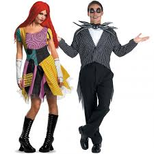Sally Halloween Costumes Jack Sally Halloween Costume Jack Skellington