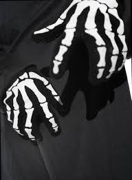 Halloween Skeleton Shirt by Image Of Bony Hands Creepyhalloweenimages